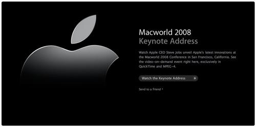 Apple iPhone, el nuevo teléfono móvil de Apple - Macworld 2007 3