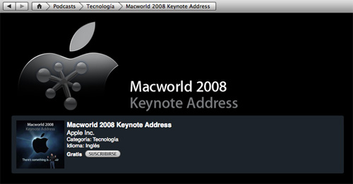 Sigue la Keynote de hoy en vivo : Back to the Mac 4
