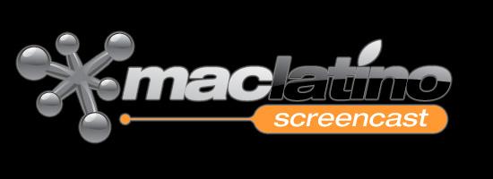 Screencasts Apple, video tips de Maclatino.com 7