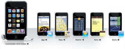 Como desbloquear un iPod Touch 1.1.3 1