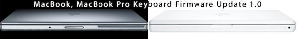 Firmware del teclado 1.0 para MacBook y MacBook Pro 1