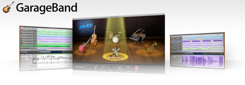 Descarga GarageBand 3.0.5 la aplicación para hacer música de iLife 7