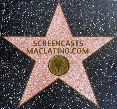 Famosos con una estrella en el paseo de la fama en Hollywood 1