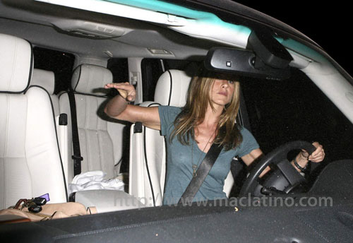 Jennifer Aniston es usuaria Mac 2