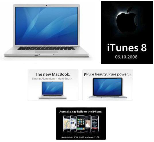 """MacBook Pro 15"""" y  iMac 27"""" nuevos este Miércoles 1"""