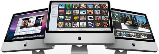 Nuevas iMacs con procesadores Penryn y un bus frontal más rápido 1