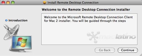 Remote Desktop 1.2 2