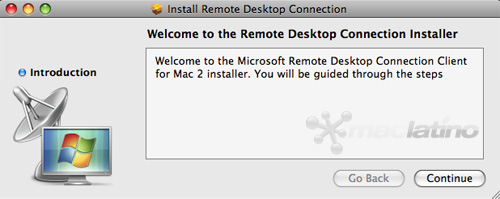 Microsoft Remote Desktop Connection 2 Beta 3 1