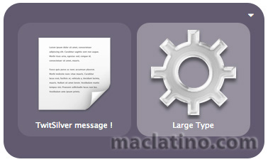 Quicksilver Twitter plugin para publicar en Twitter desde Quicksilver 5