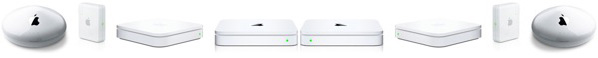 Firmware 7.2.1 para AirPort Extreme Base Station 802.11n 1