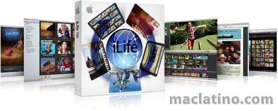 Ya puedes descargar iPhoto 6.0.6, el organizador y editor de fotografías de Apple 2
