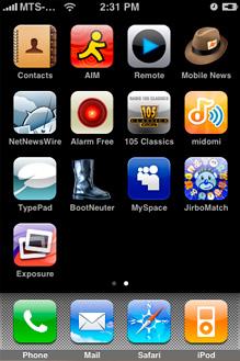 Graba Video HD con tu iPhone 3GS 1