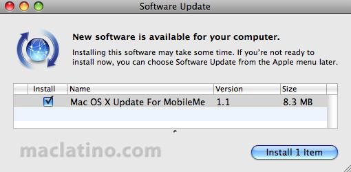 Apple no dará soporte a Internet Explorer 6 en el servicio MobileMe 5
