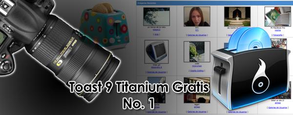 Ya puedes descargar Toast Titanium 7.1.2 4