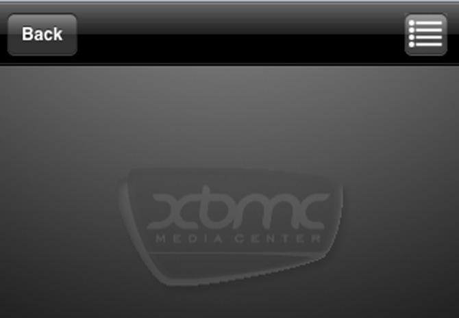 XBMC Remote Control 1
