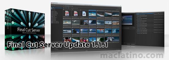 Apple presenta Final Cut Server 4