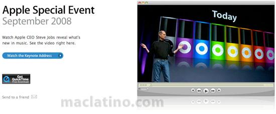 Video de la WWDC 2012 en donde se presentó iOS 6 4