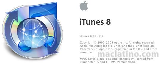 Ya puedes descargar iTunes 8.0.1 para Mac OS X y para Windows 1