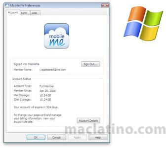 Apple no dará soporte a Internet Explorer 6 en el servicio MobileMe 3