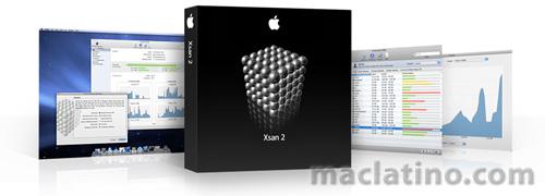 Apple lanza Xsan 2 2
