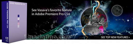 Disponible la descarga de Adobe Premiere Pro 3.0.1 4