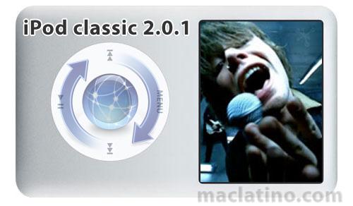 iPods classic de 160 GB 3