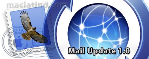 Actualización para Mail de Mac OS X versión 1.0 1
