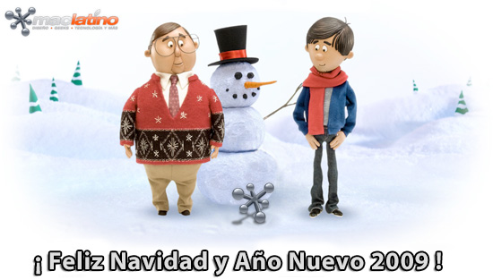 """Comercial """"12 días de Navidad"""" para el iPhone 3GS 3"""
