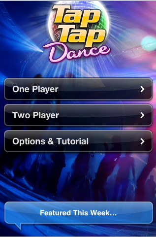Tap Tap Dance Para iPhone & iPod Touch 1