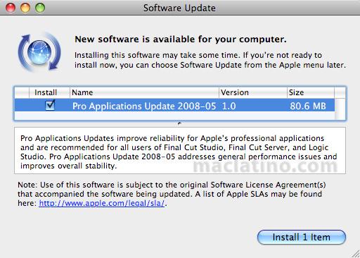 Apple presenta Final Cut Server 3