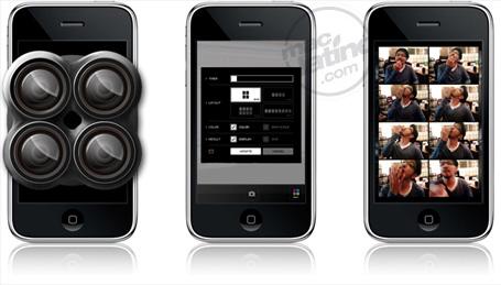 iPhone trabajando como Lomo 1