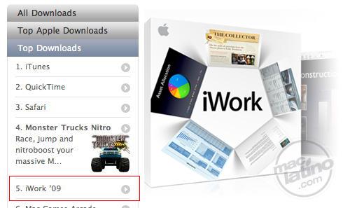 iWork '09 puede ser presentado en la Macworld 2009 9