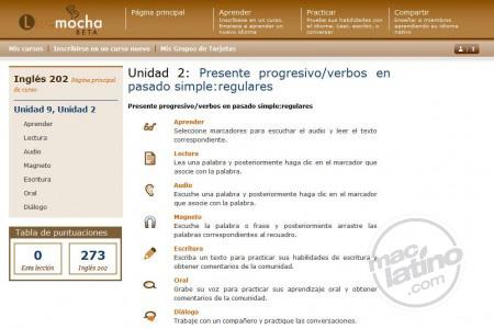 Livemocha: Aprende lenguajes en linea 1