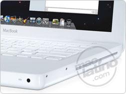 MacBook y MacBook Pro con procesadores Penryn de Intel y trackpad Multi-Touch 4