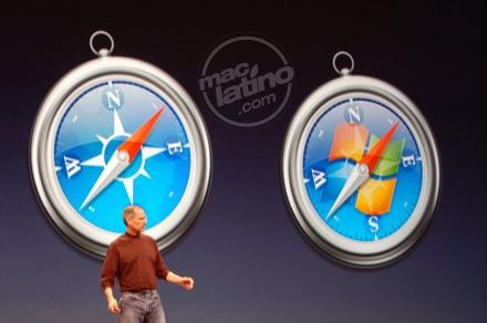 Opera 7.5 beta 3 para Mac OS X 1