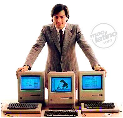 La primera computadora Apple, los primeros 30 años de Apple, un poco de su historia y las keynotes de Steve Jobs 11