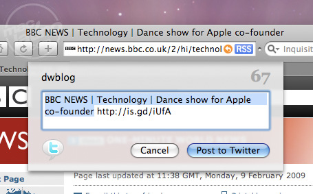 Twitter ya integra la posibilidad de subir imágenes desde su web 6