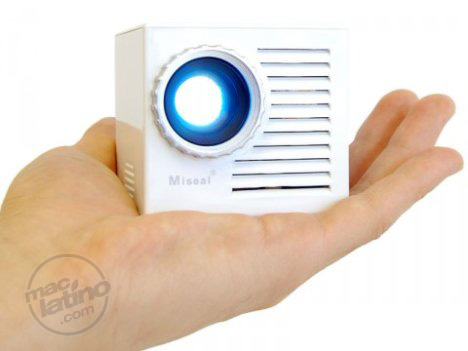 Proyector para iPhone, iPod touch y iPod video 3