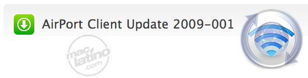 Actualiza tu airport con el Airport Software 2.0.4 3