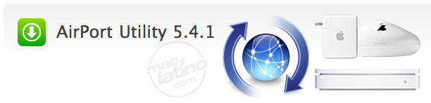 Actualización AirPort Extreme Update 2008-002 disponible 7