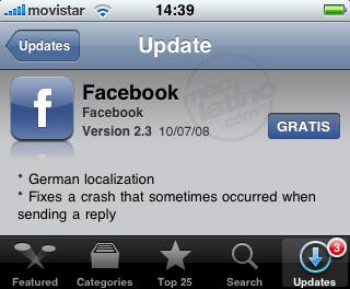 ¿Hangouts en Facebook? 4
