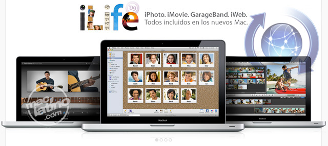 El Compatibility Update for QuickTime 7.2 mejora la compatibilidad de QuickTime con iLife 5