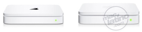 Nuevos Time Capsule y Airport Extreme 1