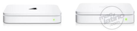Apple actualiza la capacidad de Time Capsule, ahora a 2TB 4