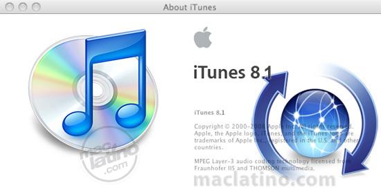 Actualización, iTunes 9.2.1 7