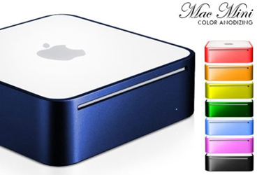 Apple incrementa la memoria y agrega SuperDrive a la linea de Mac mini 7
