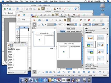NeoOffice 2.2.2 versión final y estable disponible por fin 2
