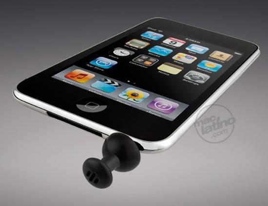 Este, podría ser el nuevo iPod Nano 6