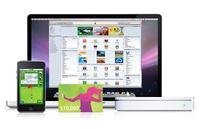 app store 1 billon