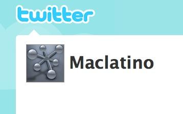 Ahora maclatino.com en Twitter 1